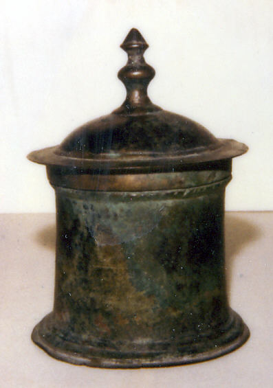 Covered Reliquary