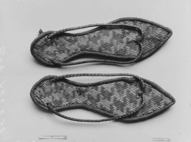 Funerary Sandals