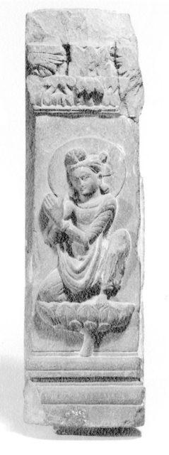 Kneeling Bodhisattva