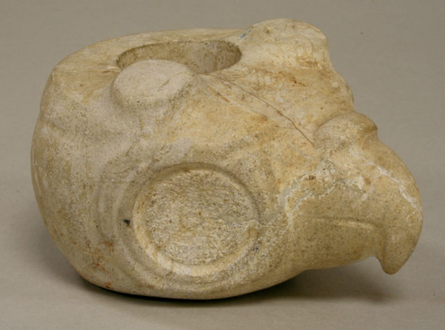 Owl Mace Head