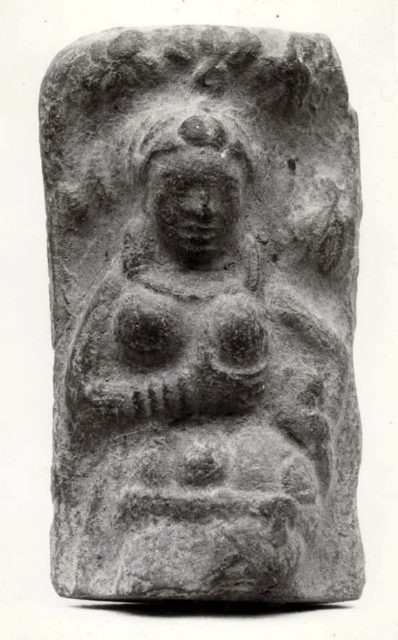 Relief of a Mother Goddess(?)