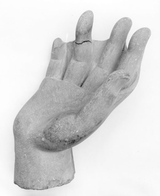 Right Hand of the Buddha