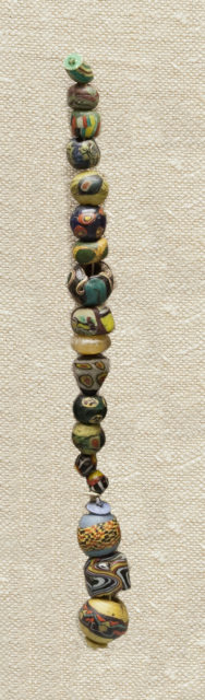 String of 3 Beads