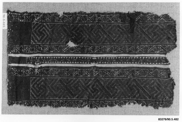 Fragment of Sleeve