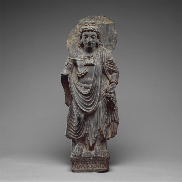 Standing Bodisattva Maitreya (Buddha of the Future)
