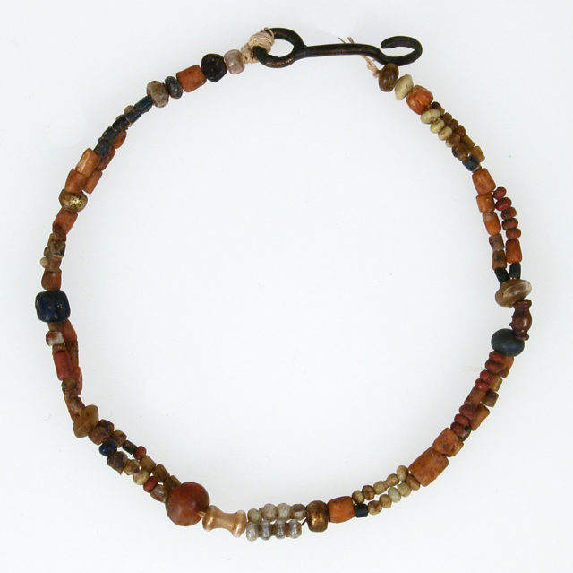 Double String of Beads