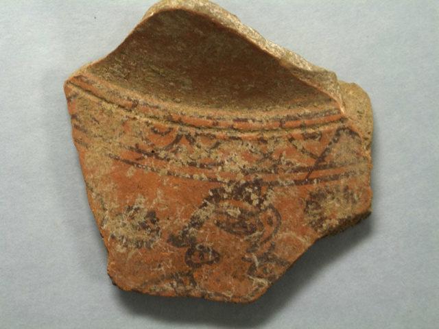 Shard:  Encrusted Neckpiece with Head and Hand