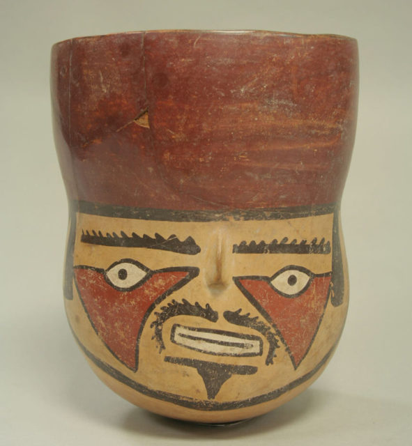 Trophy Head Jar