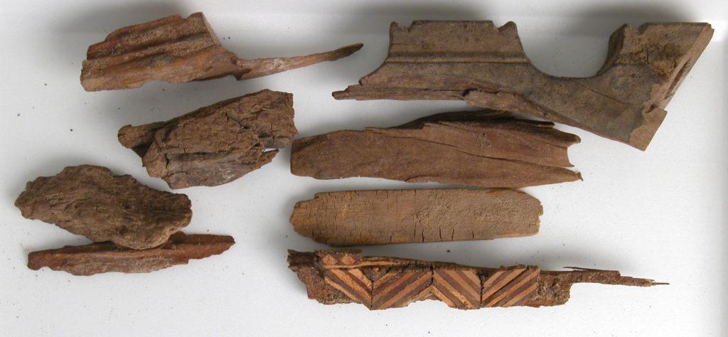 Wood Fragments