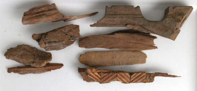 Wood Fragments