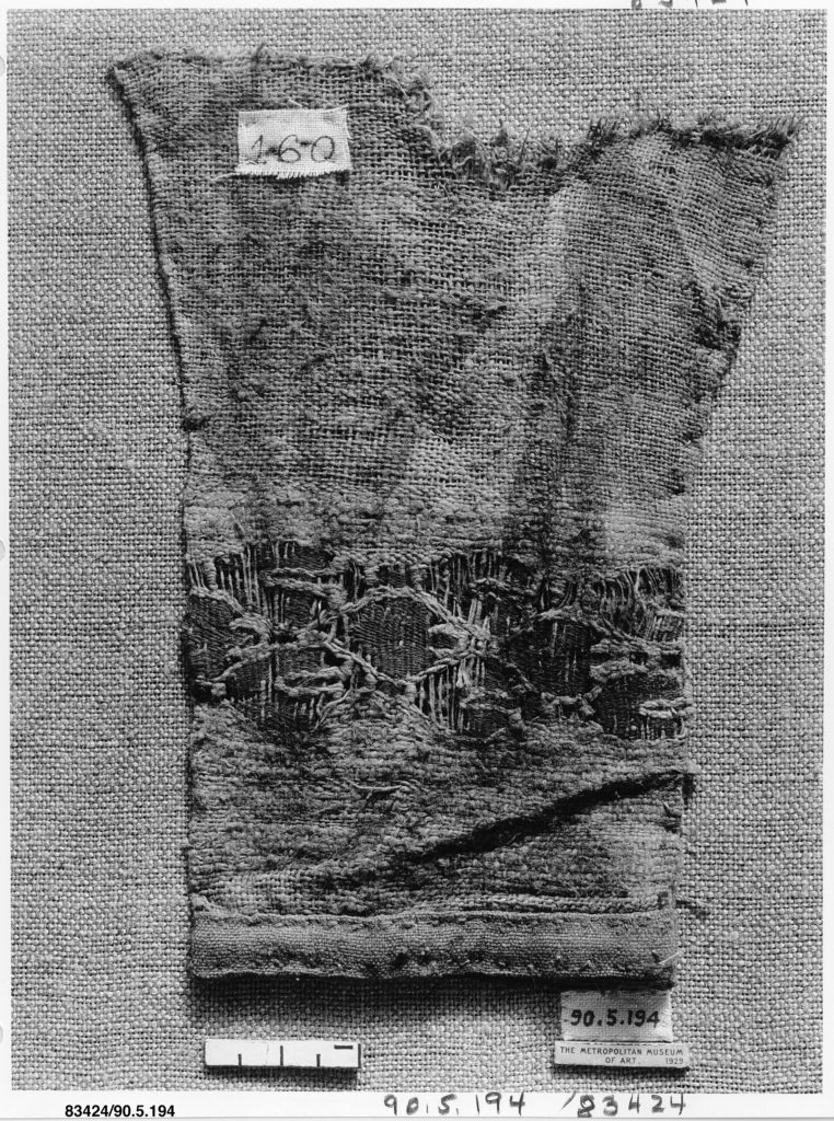 Fragment of a Sleeve