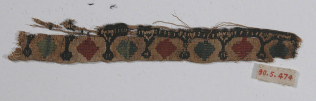 Fragment of Neck Border