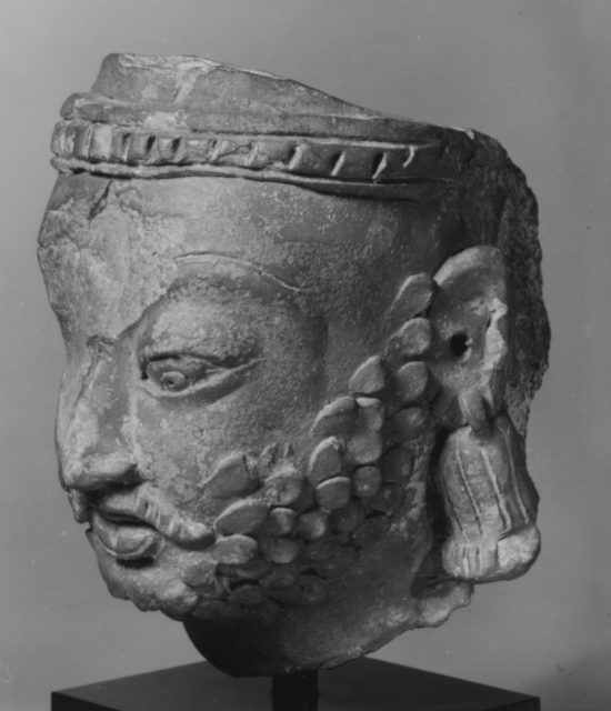 Head of Garuda (The Royal Solar Bird)