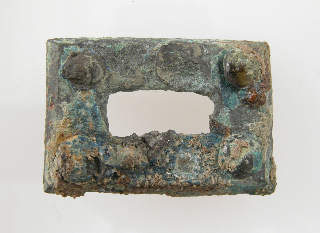 Rectangular Plaque