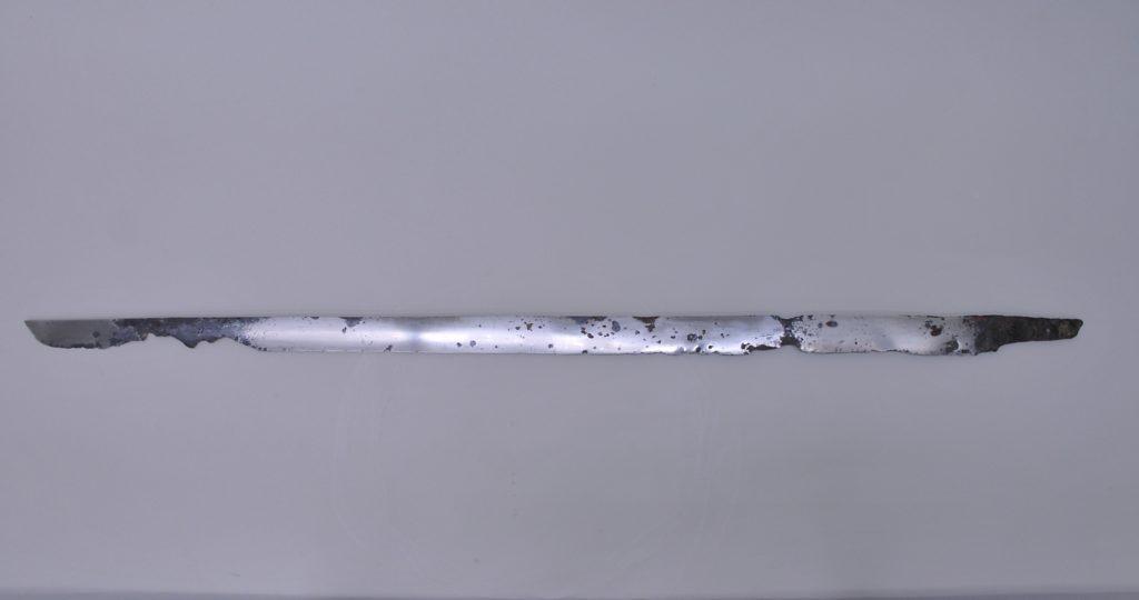 Blade for a Straight Single-Edged Sword (Chokutō)
