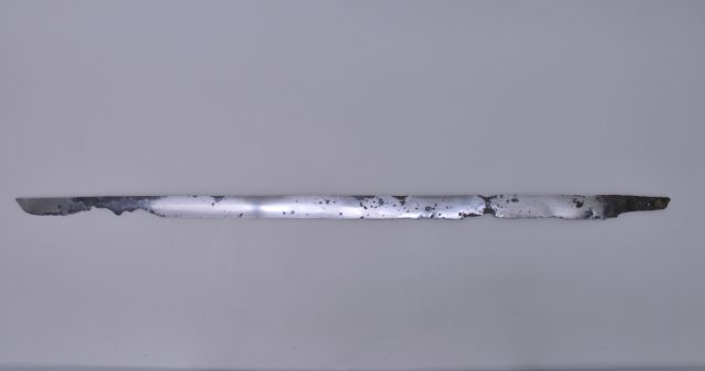 Blade for a Straight Single-Edged Sword (Chokutō)