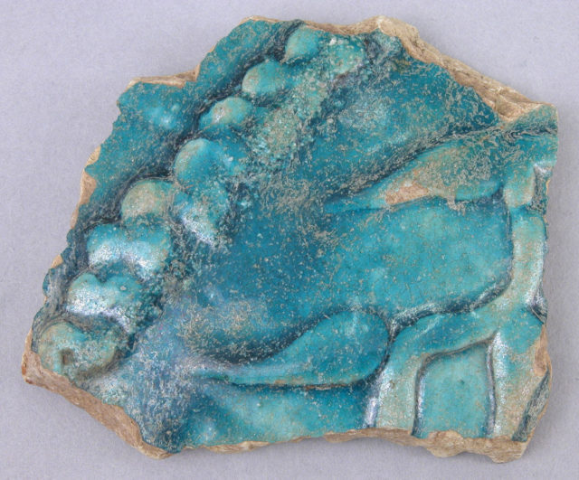 Fragment of a Closed Vessel