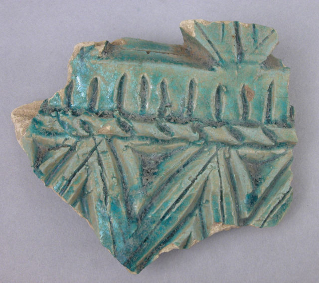 Fragment with Excised Motif