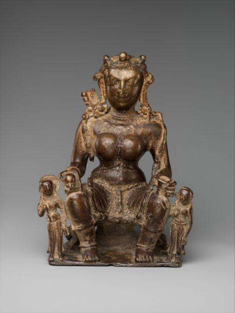 Lakshmi, Goddess of Prosperity