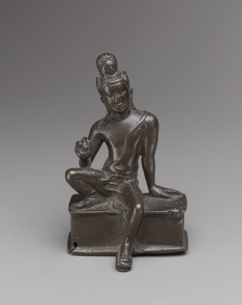 Seated Avalokiteshvara, the Bodhisattva of Infinite Compassion