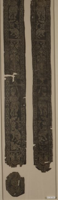 Tunic Bands with Warriors