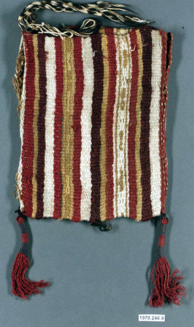 Bag with Tassels
