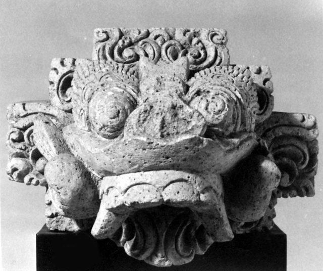 Fragment of a Dragon Head