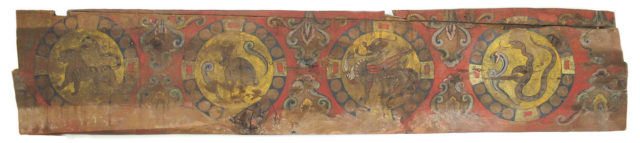Panel with Chinese Zodiac