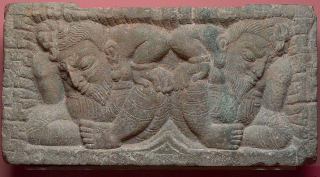 Yakshas Relief