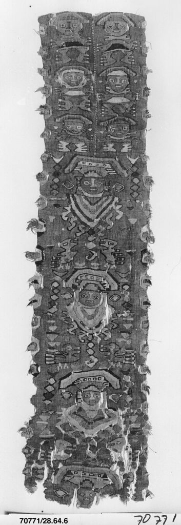 Band Fragment with Tufts
