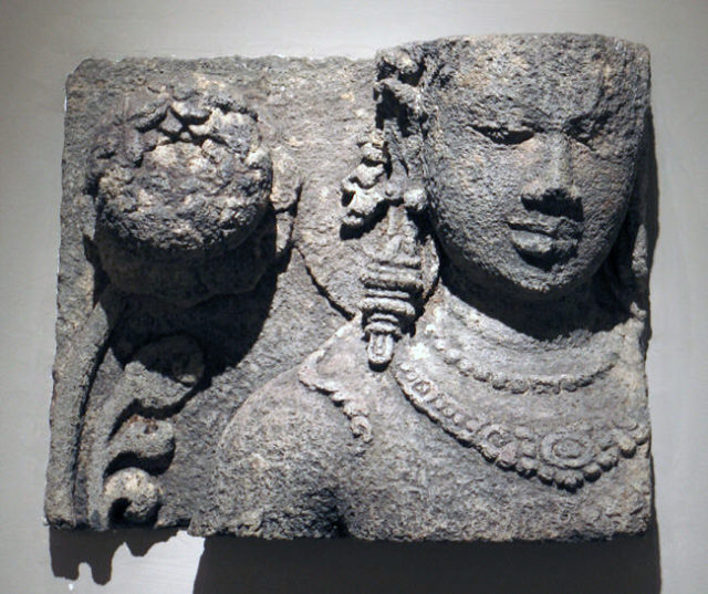 Male Deity, probably Padmapani