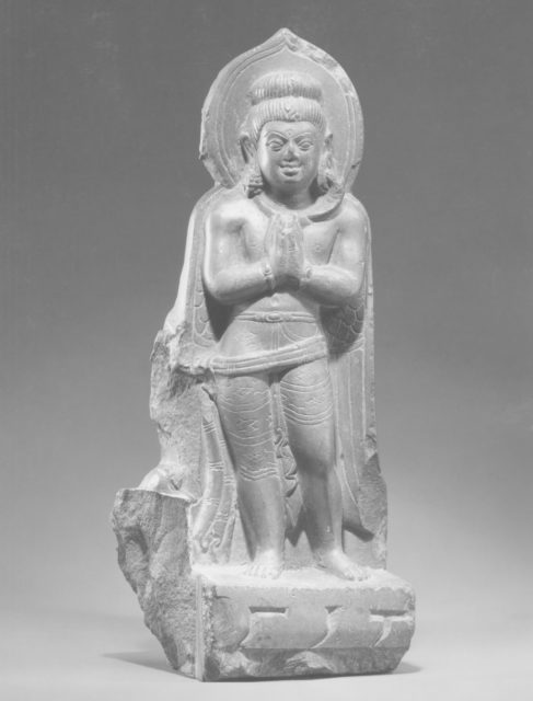 Standing Garuda (The Royal Solar Bird)
