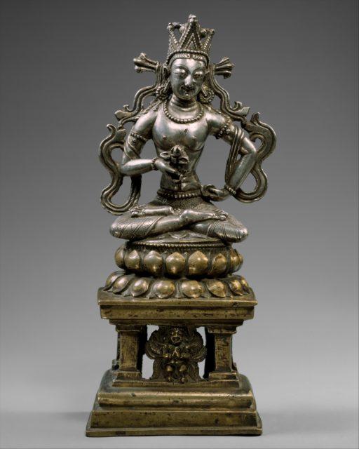 Amoghasiddhi, the Transcendent Buddha of the North
