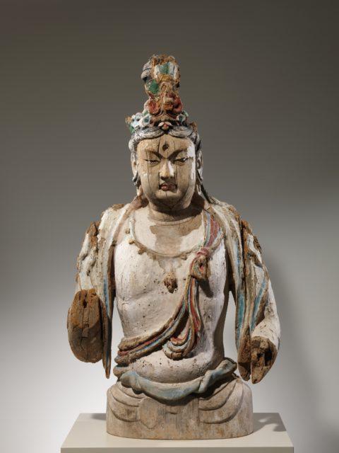 Attendant Bodhisattva