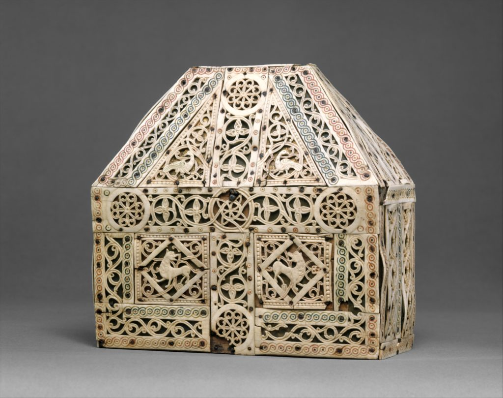 Bursa Reliquary