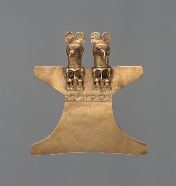 Double Eagle Pendant