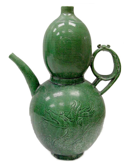 Ewer with Writhing Dragon
