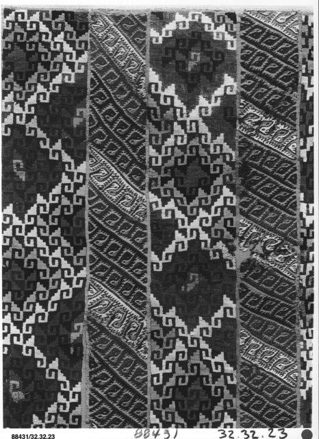 Tapestry Panel Fragment