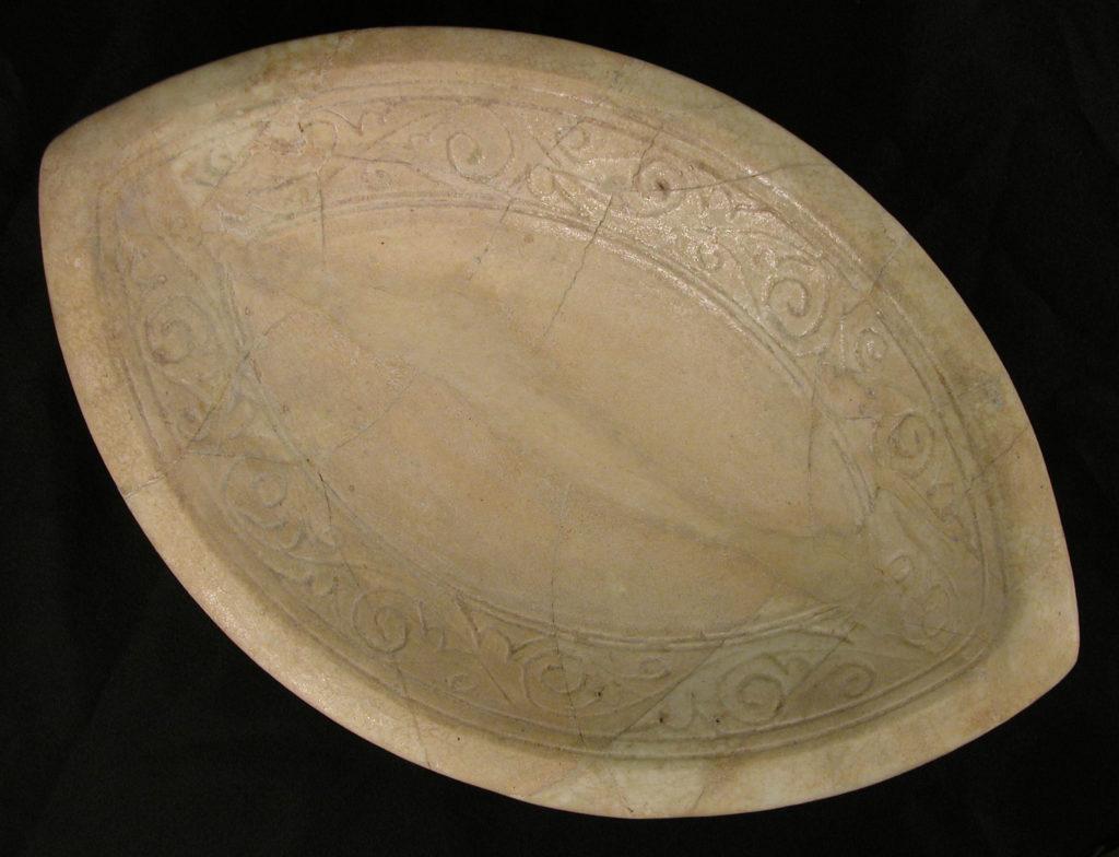 Boat-Shaped Bowl
