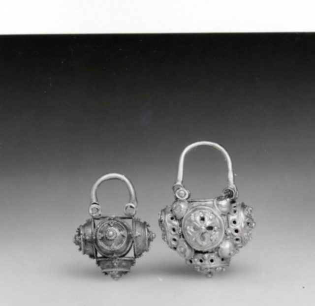 Earring, One of a Pair