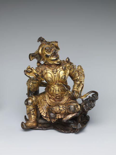 Guardian Protector of the East (Dongfang chiguo tianwang)