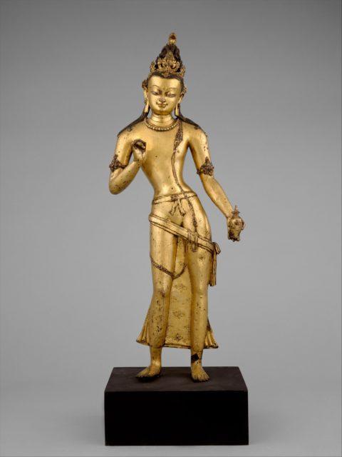 The Bodhisattva Maitreya, the Buddha of the Future