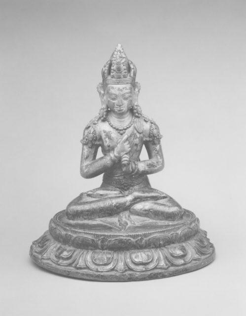Vairochana, the Supreme Transcendent Buddha