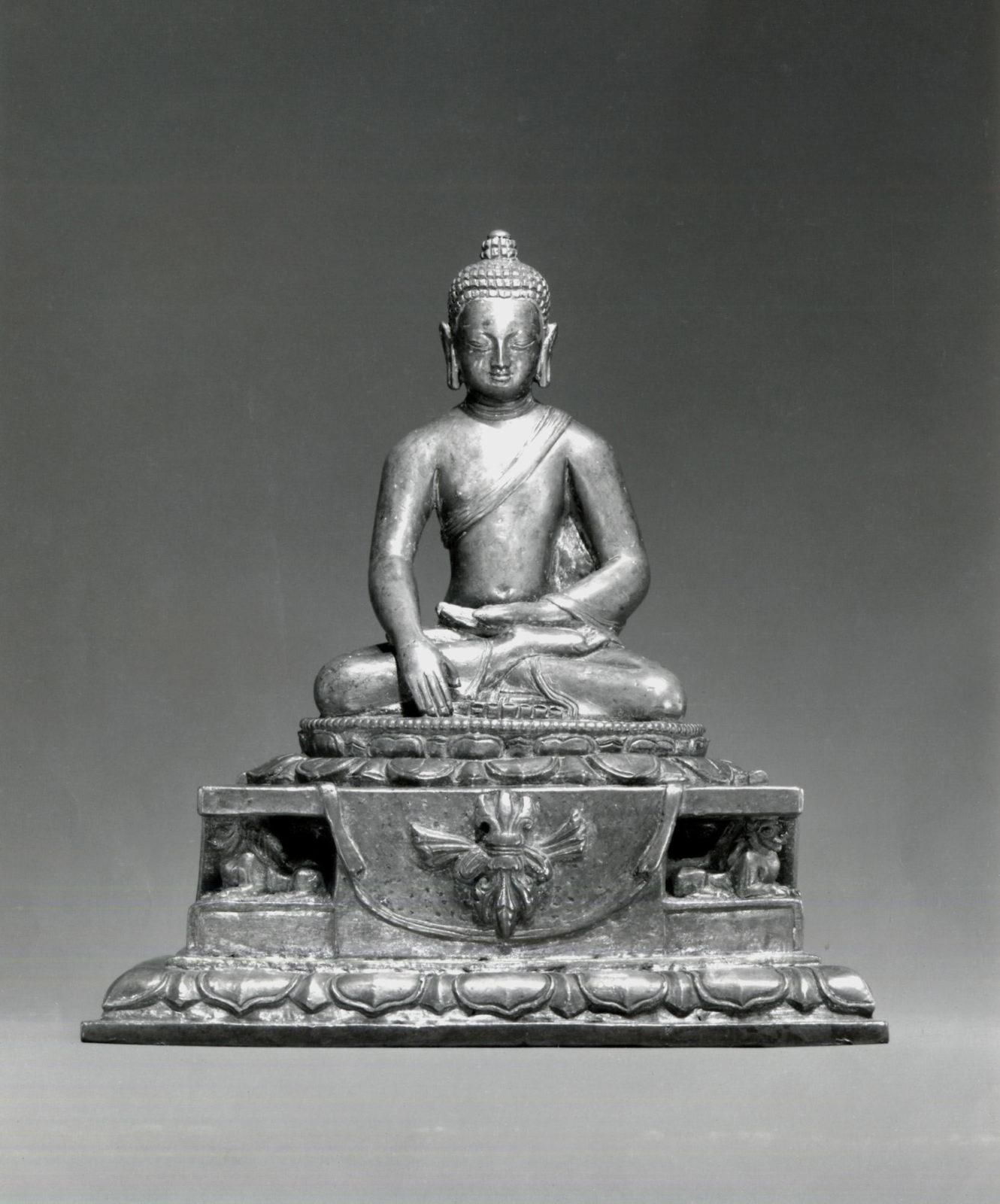 Akshobhya, the Transcendent Buddha of the East   PICRYL