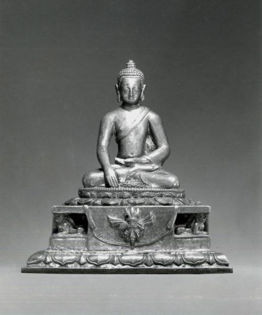 Akshobhya, the Transcendent Buddha of the East