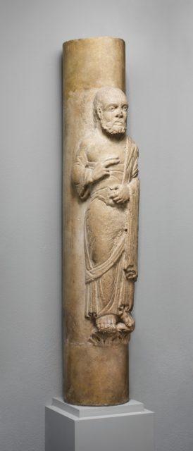 Column Statue of an Apostle