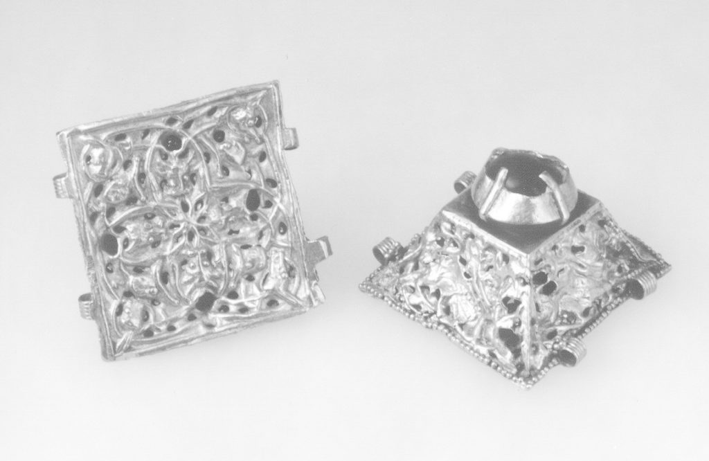 Ornament, One of a Pair