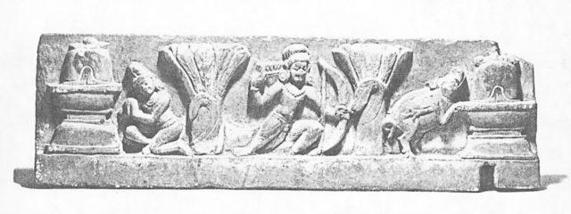 Relief of an Episode of Kiratarjuniya from the Mahabharata
