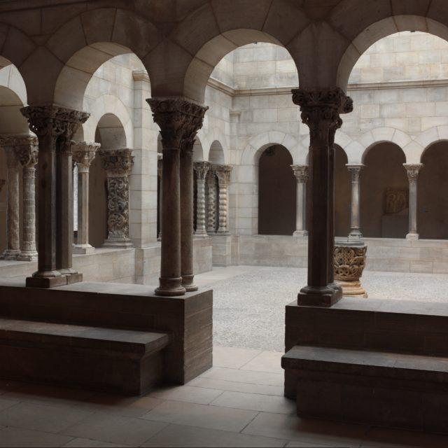 Saint-Guilhem Cloister
