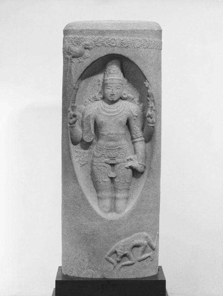 Shiva Emerging from the Linga (Lingodbhavamurti)